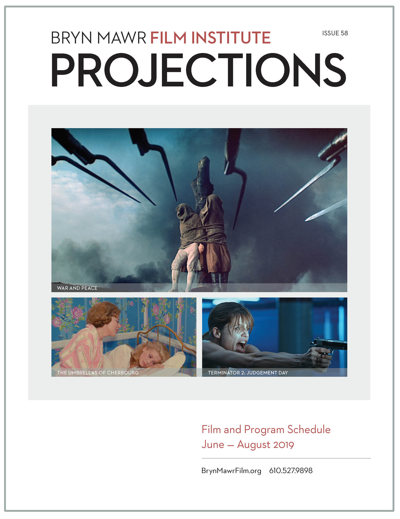 Projections 58