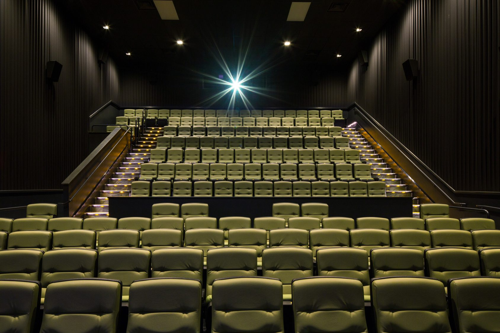 photo of bmfi's theater 4
