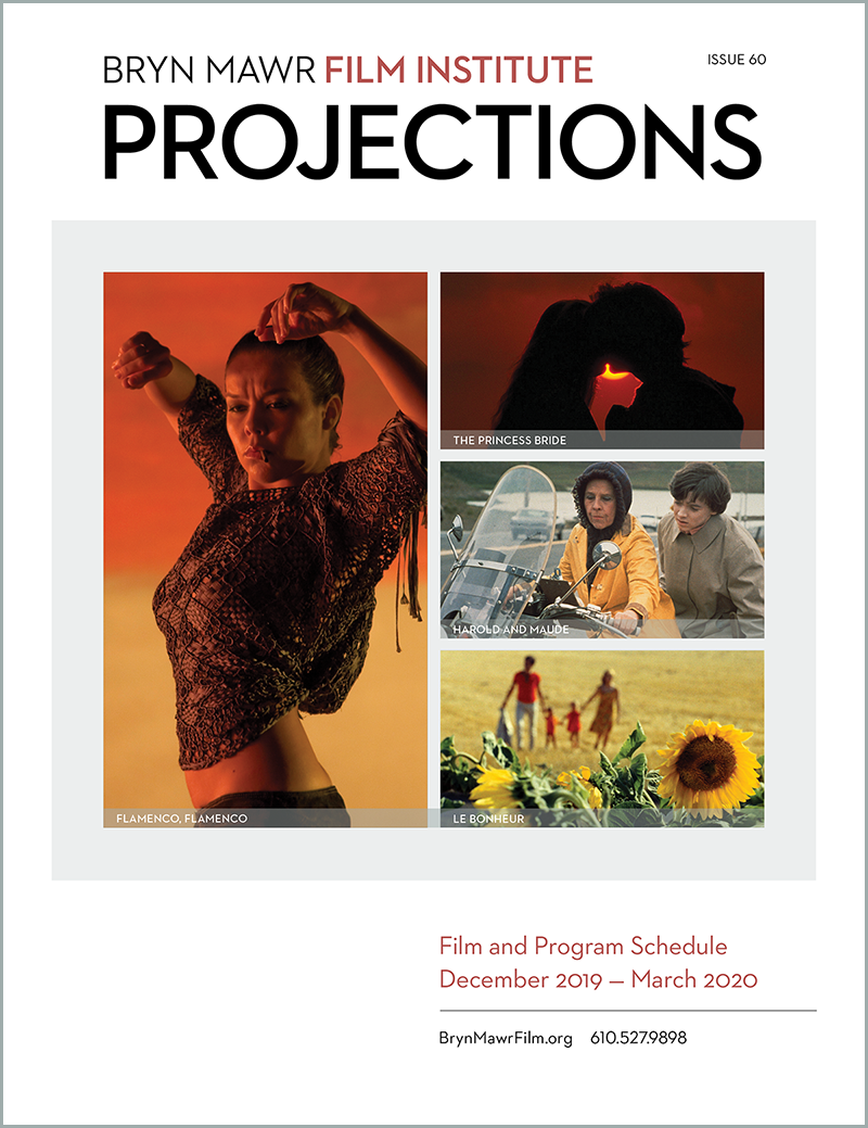 cover of Projections magazine, issue 60